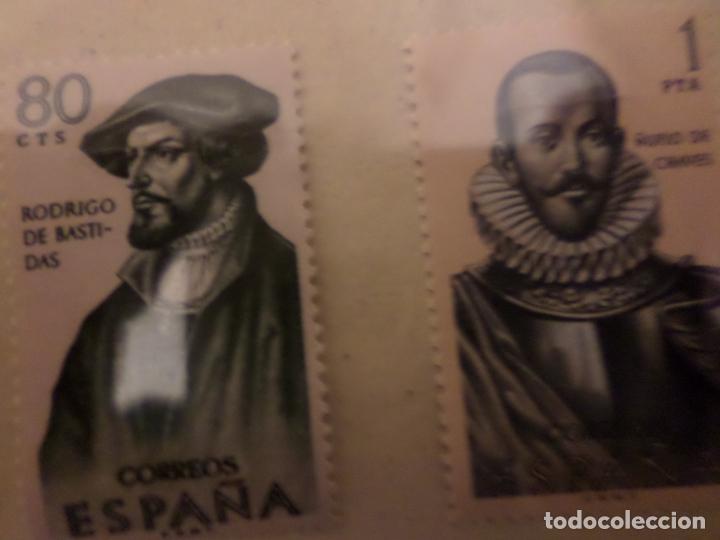 Sellos: SELLOS SERIE COMPLETA PERSONAJES HISTORICOS - Foto 6 - 147523238