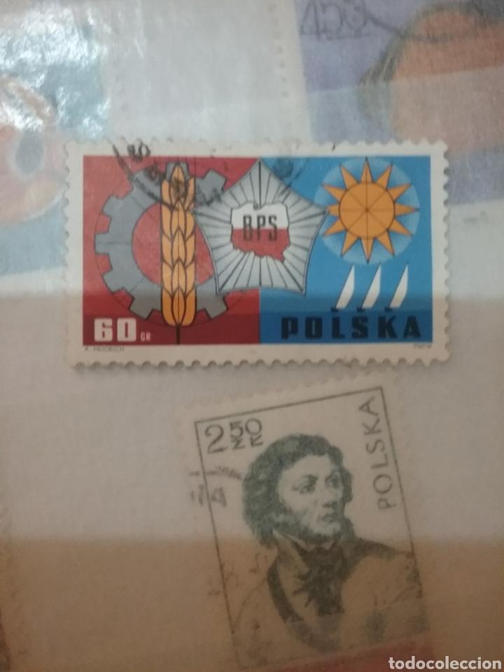 SELLOS R. POLONIA (POLSKA) MTDOS/1967/6 CONGRESO UNION COMERCIO/VELEROS/CEREALES/RUEDA/MARTILLO/SIMB (Sellos - Temáticas - Historia)