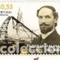 Sellos: PORTUGAL ** & PADRE HIMALAYA, ENERGÍAS RENOVABLES, CIENTÍFICO 1868-1933, HISTORIA 2018 (9998). Lote 150319066