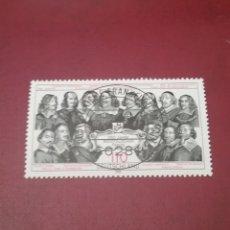 Briefmarken - Sellos Alemania, R. Federal mtdo/1998/350 Aniv. de los tratados de Westhfalia/gente/politicos/ - 155920716
