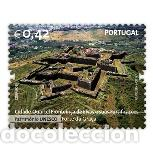 PORTUGAL ** & PATRIMONIO DE LA UNESCO, CUARTEL FRONTERIZO DE ELVAS, FUERTE DE LA GRACIA 2014 (5775) (Sellos - Temáticas - Historia)