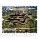 Sellos: PORTUGAL ** & PATRIMONIO DE LA UNESCO, CUARTEL FRONTERIZO DE ELVAS, FUERTE DE LA GRACIA 2014 (5775). Lote 161383346