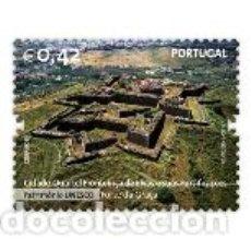 Sellos: PORTUGAL ** & PATRIMONIO DE LA UNESCO, CUARTEL FRONTERIZO DE ELVAS, FUERTE DE LA GRACIA 2014 (5775). Lote 156700038