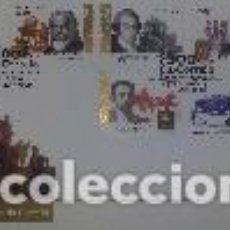Sellos: PORTUGAL & FDC 500 AÑOS DE CORREO EN PORTUGAL, GRUPO II 2016 (6475) . Lote 156728458