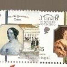 Briefmarken - Portugal ** & 200 Años del Nacimiento de D. Maria II 2019 (3467) - 160415214