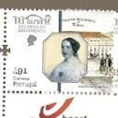 Briefmarken - Portugal ** & 200 Anos de D.María II, Teatro D. Maria, Lisboa 2019 (3463) - 160886030