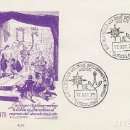 Sellos: AÑO 1975, 483 ANIVº DESCUBRIMIENTO DE AMERICA, EN SOBRE DE ALFIL . Lote 160982618