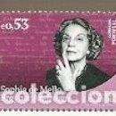 Sellos: PORTUGAL ** & HISTORIA Y CULTURA PORTUGUESA, SOPHIA DE MELLO BREYNER ANDRESEN, ESCRITORA 2019 (3429). Lote 164298910