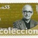 Sellos: PORTUGAL ** & HISTÓRIA Y CULTURA PORTUGUESA, JORGE DE SENA, POETA 2019 (3422). Lote 164313734