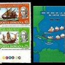 Sellos: RUMANIA 1992 COLON Y EL DESCUBRIMIENTO. Lote 164571894