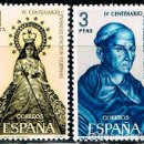 Sellos: EDIFIL 1693/4, IV CENTENARIO DE LA EVANGELIZACIÓN DE FILIPINAS, NUEVO *** (SERIE COMPLETA). Lote 168192784