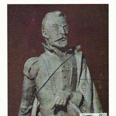 Sellos: EDIFIL 1754, MANUEL DE CASTRO Y PADILLA, FORJADORES DE AMERICA TARJETA MAXIMA PRIMER DIA 12-10-1966. Lote 171135450