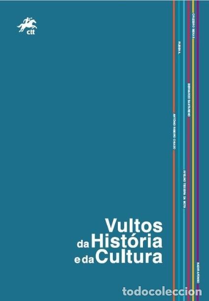 PORTUGAL & PGS FIGURAS DE HISTORIA Y CULTURA 2020 (8424) (Sellos - Temáticas - Historia)