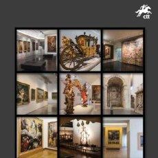 Sellos: PORTUGAL & SERIE MUSEOS CENTENARIOS DE PORTUGAL, II GRUPO 2020 (9749). Lote 198790085
