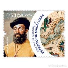 Sellos: PORTUGAL ** & 500 AÑOS DE PASO DEL ESTRECHO DE MAGALLANES 2029 (86429). Lote 198857510