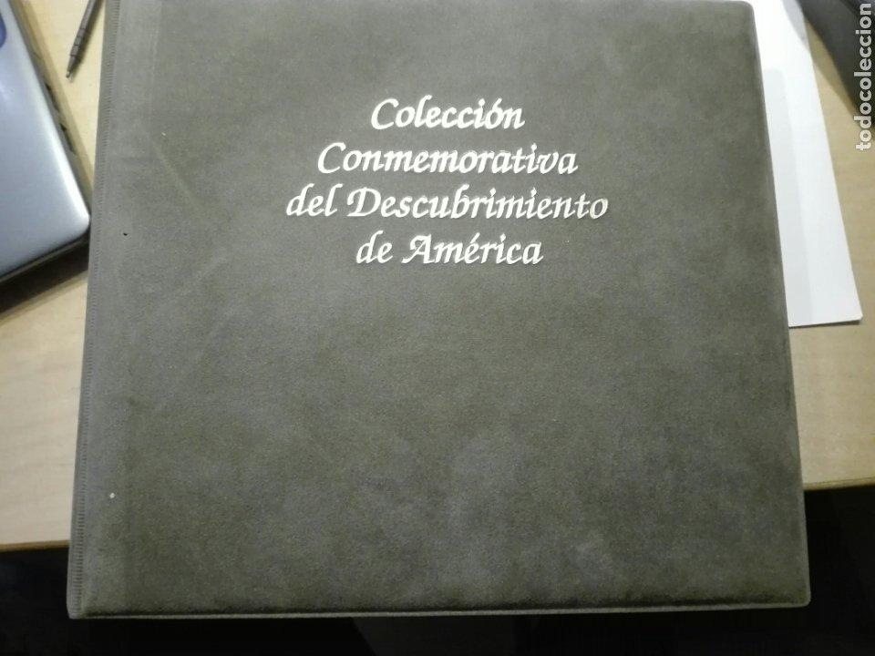 Sellos: COLECCIÓN DE SELLOS DE ORO CONMEMORATIVA DEL 5º CENTENARIO DEL DESCUBRIMIENTO DE AMÉRICA. DIAGRAM - Foto 12 - 199266646