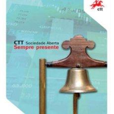 Sellos: PORTUGAL ** & PGS CTT EN EURONEXT,PRIVATIZACIÓN DE LA OFICINA DE CORREOS, SOCIEDAD ANÓNIMA 2014 (89). Lote 204837512
