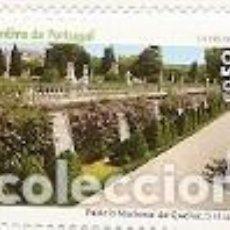 Sellos: PORTUGAL ** & JARDINES DE PORTUGAL, JARDINES DEL PALACIO NACIONAL DE QUELUZ, SINTRA 2014 (93). Lote 205513440