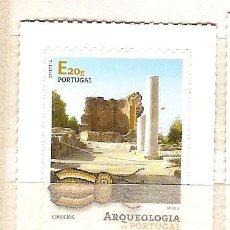 Sellos: PORTUGAL ** & ARQUEOLOGÍA EN PORTUGAL,RUINAS ROMANAS DE MILREU 2014 (5009). Lote 206900323