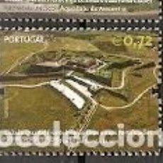 Sellos: PORTUGAL Y UNESCO, CUARTEL Y FORTIFICACIONES FRONTERIZAS DE ELVAS, FUERTE SANTA LUZIA 2014 (5778). Lote 207249103