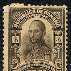 Sellos: PANAMA Nº 190, CENTENARIO DE LA INDEPENDENCIA DE ESPAÑA, TOMÁS HERRERA, NUEVO *. Lote 209711845