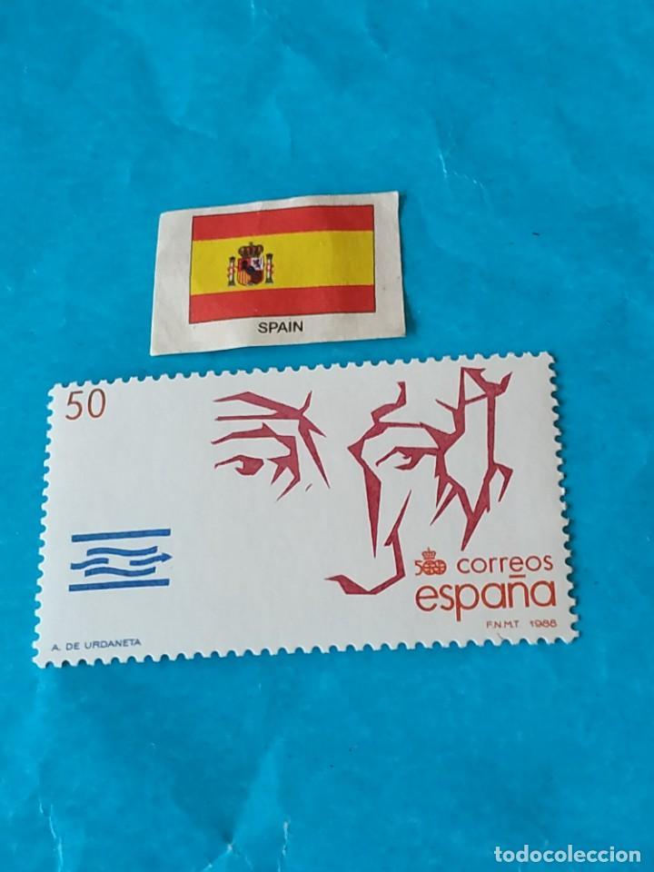 ESPAÑA CONQUISTADORES 2 (Sellos - Temáticas - Historia)