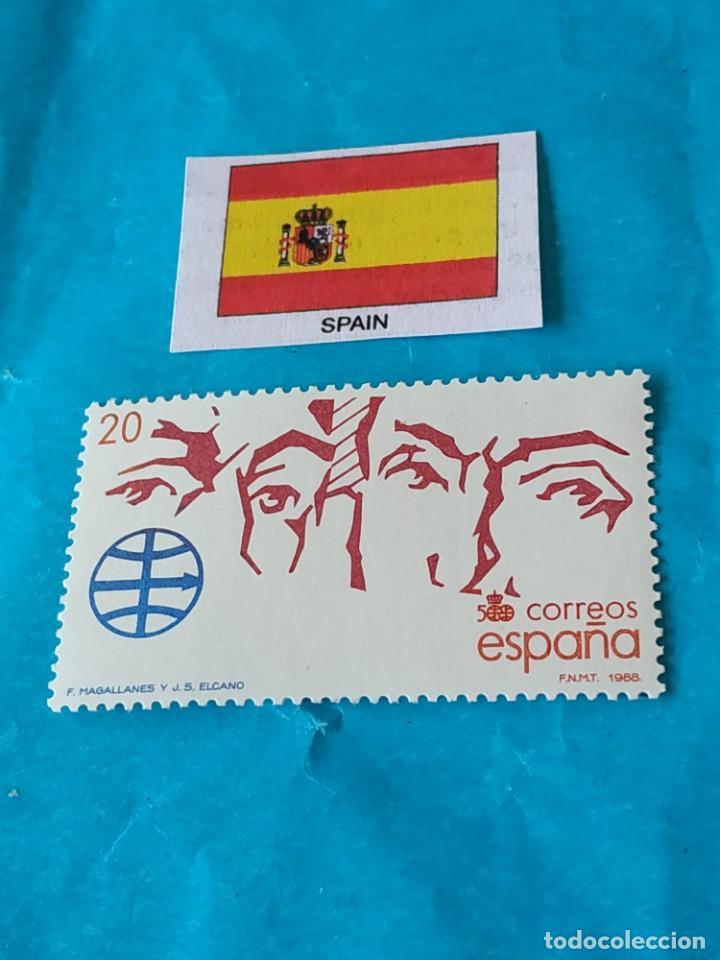 ESPAÑA CONQUISTADORES 3 (Sellos - Temáticas - Historia)