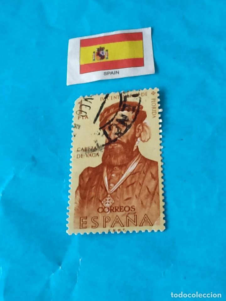 ESPAÑA CONQUISTADORES 8 (Sellos - Temáticas - Historia)