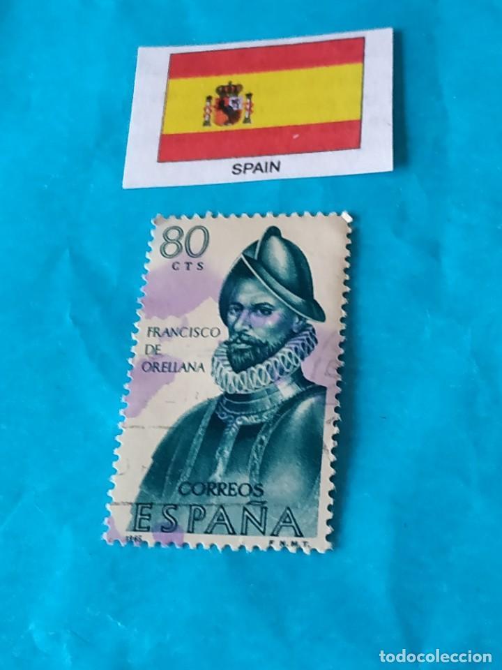 ESPAÑA CONQUISTADORES 9 (Sellos - Temáticas - Historia)