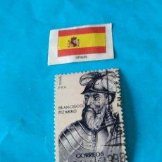Sellos: ESPAÑA CONQUISTADORES 10. Lote 213020431