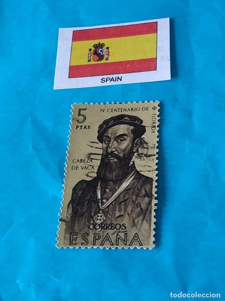 ESPAÑA CONQUISTADORES 11 (Sellos - Temáticas - Historia)