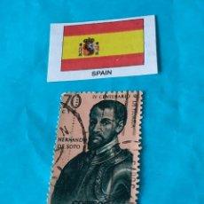 Sellos: ESPAÑA CONQUISTADORES 13. Lote 213020685