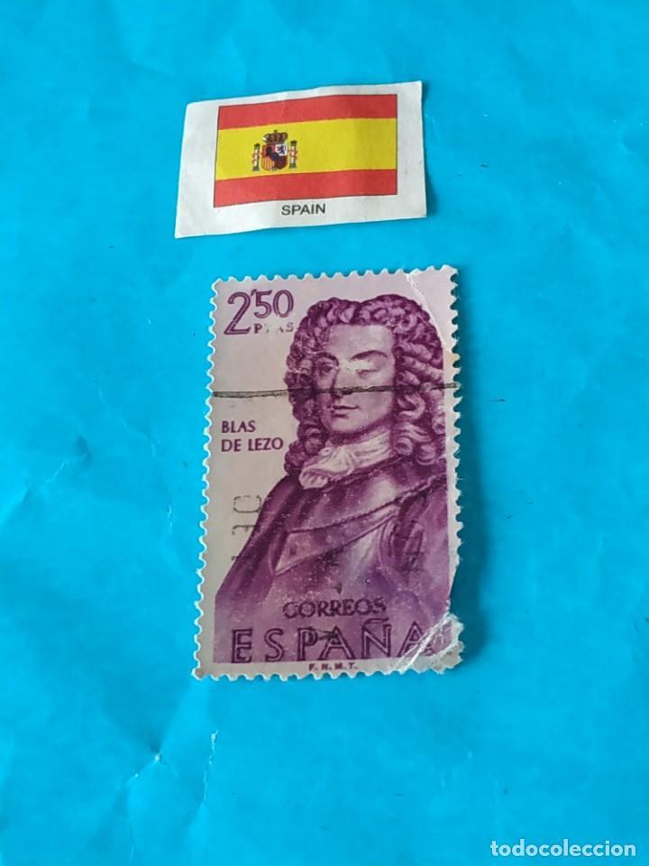 ESPAÑA CONQUISTADORES 14 (Sellos - Temáticas - Historia)