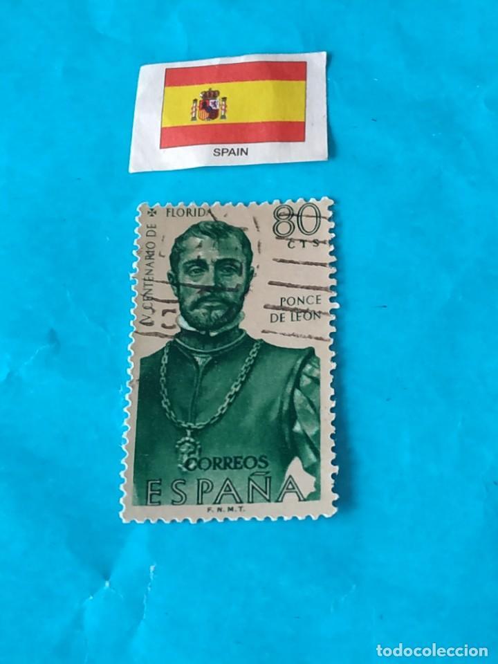 ESPAÑA CONQUISTADORES 16 (Sellos - Temáticas - Historia)