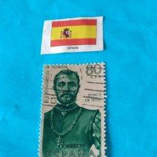 Sellos: ESPAÑA CONQUISTADORES 16. Lote 213020826