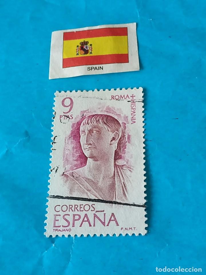 ESPAÑA ROMA+HISPANIA A (Sellos - Temáticas - Historia)