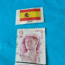 Sellos: ESPAÑA ROMA+HISPANIA A. Lote 213157011