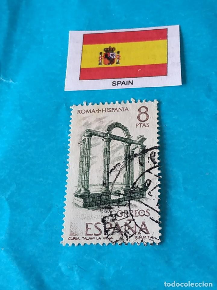 ESPAÑA ROMA+HISPANIA B (Sellos - Temáticas - Historia)