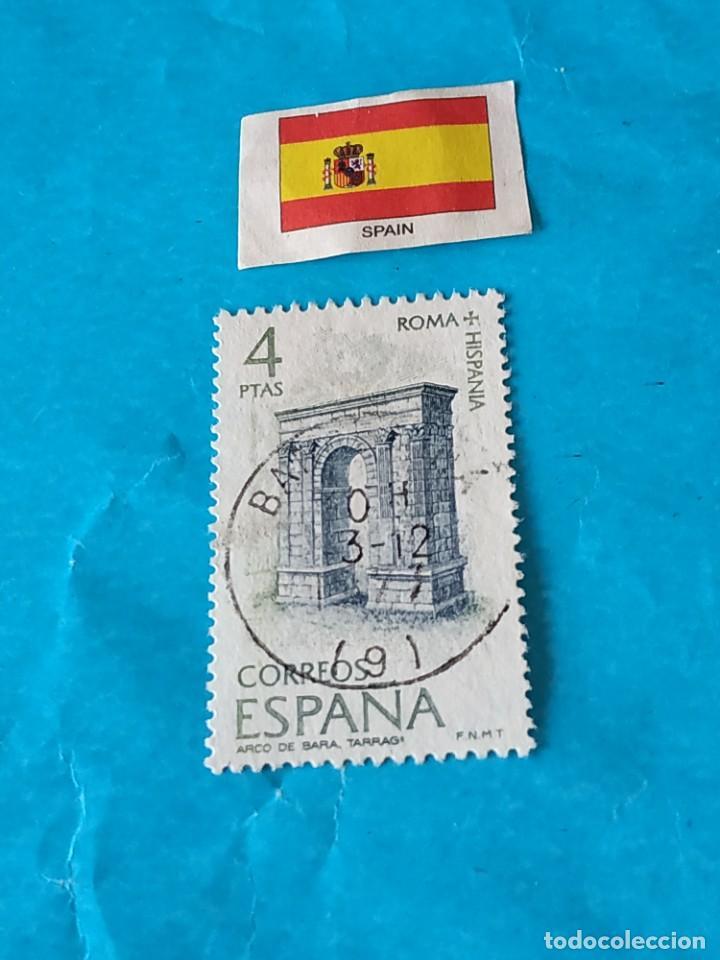 ESPAÑA ROMA+HISPANIA C (Sellos - Temáticas - Historia)