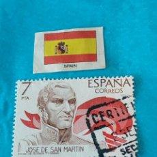 Sellos: ESPAÑA HISTORIA B. Lote 213372165