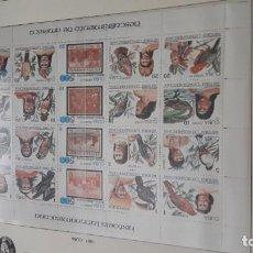 Selos: CUBA. QUINTO CENTENARIO 1987 - 25. EN HOJA FILABO. DANI. Lote 218488552