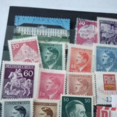 Sellos: LOTE HITLER GENERAL GOUVERNEMENT NUEVOS***. Lote 221825053