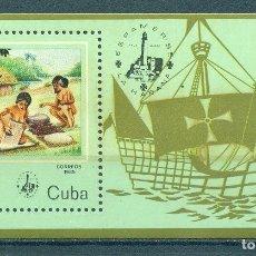 Sellos: 2937 CUBA 1985 MNH INTERNATIONAL STAMP EXHIBITION ESPAMER '85 - HAVANA, CUBA. Lote 226311781