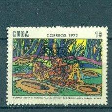Sellos: CUBA 1972 THE 3RD SYMPOSIUM ON THE INDO-CHINA WAR MNH - JOSE MARTI, DIPLOMACY. Lote 241340845
