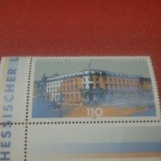 Sellos: SELLO ALEMANIA R FEDERAL NUEVO/1999/PARLAMENTOS/LANDERS/ARQUITECTURA/ARTE/EDIFICIOS/GUBERNAMENTAL. Lote 243904035