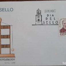 Sellos: MATASELLOS PRIMER DÍA. ESPAÑA 1996. 150 AÑOS TELÉGRAFO ÓPTICO.. Lote 246261415