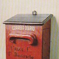 Sellos: PORTUGAL & MAXI, 100 AÑOS DEL MUSEO CTT, BUZÓN ANTIGUO, LISBOA 1978 (467534). Lote 262784365