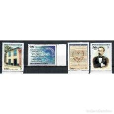 Sellos: ⚡ DISCOUNT CUBA 2003 THE 150TH ANNIVERSARY OF THE BIRTH OF JOSE MARTI- WRITER AND REVOLUTIONAR. Lote 268833854