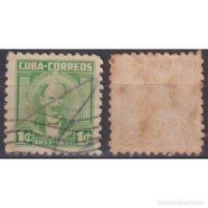 Sellos: ⚡ DISCOUNT CUBA 1954 PATRIOTS U - REVOLUTIONARIES, JOSE MARTI. Lote 270385168