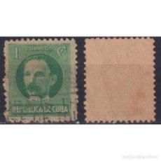 Sellos: ⚡ DISCOUNT CUBA 1926 POLITICIANS - JOSE MARTI U - JOSE MARTI, POLITICIANS. Lote 270385338